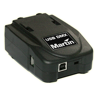 Martin Lightjockey USB interface